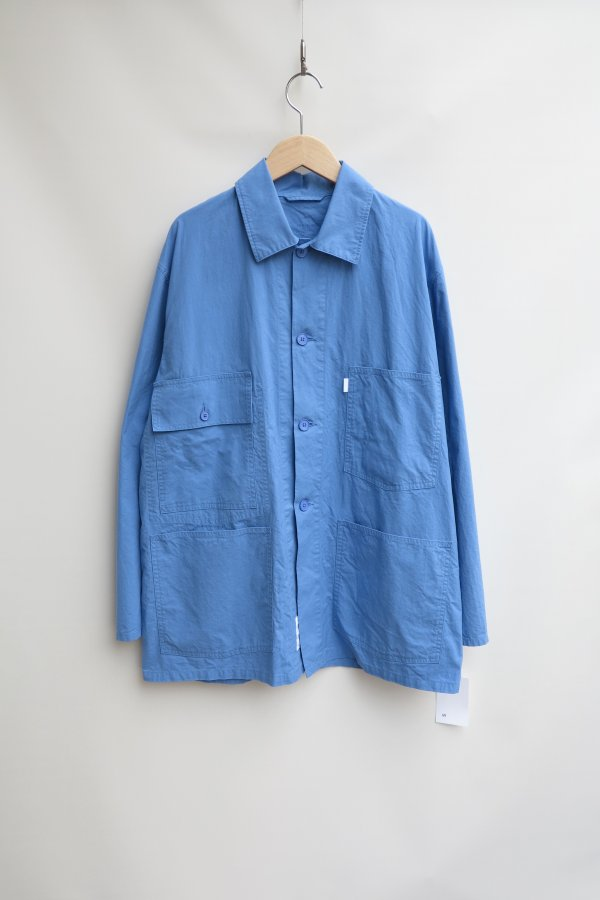 COVERALL SHIRT