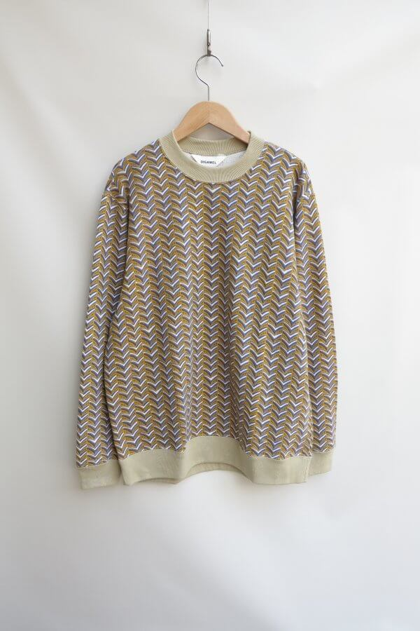 Sweat Shirt1(Herringbone)