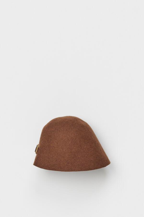 felt belt hat