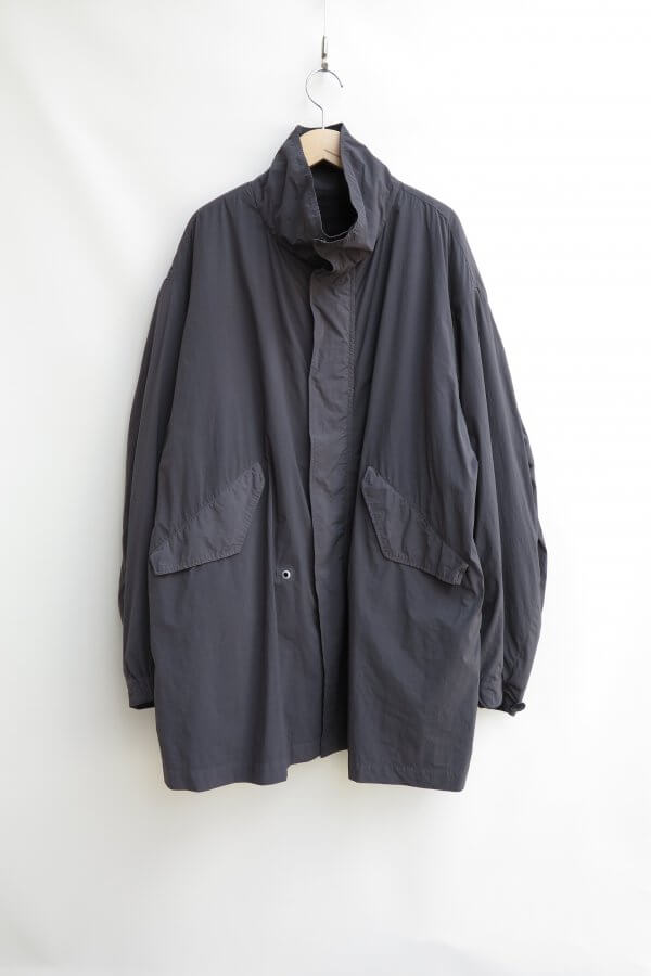 VENTILE NYLON SHORT MODS JACKET