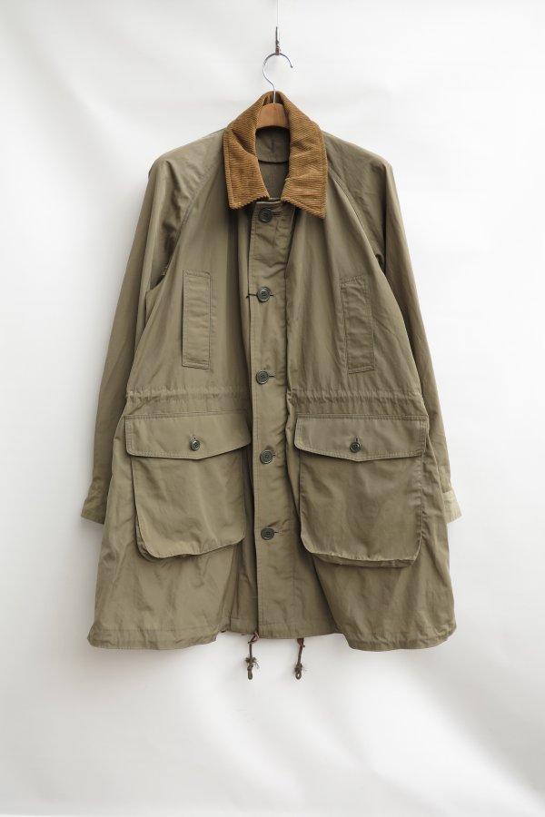Ny/C Over Coat