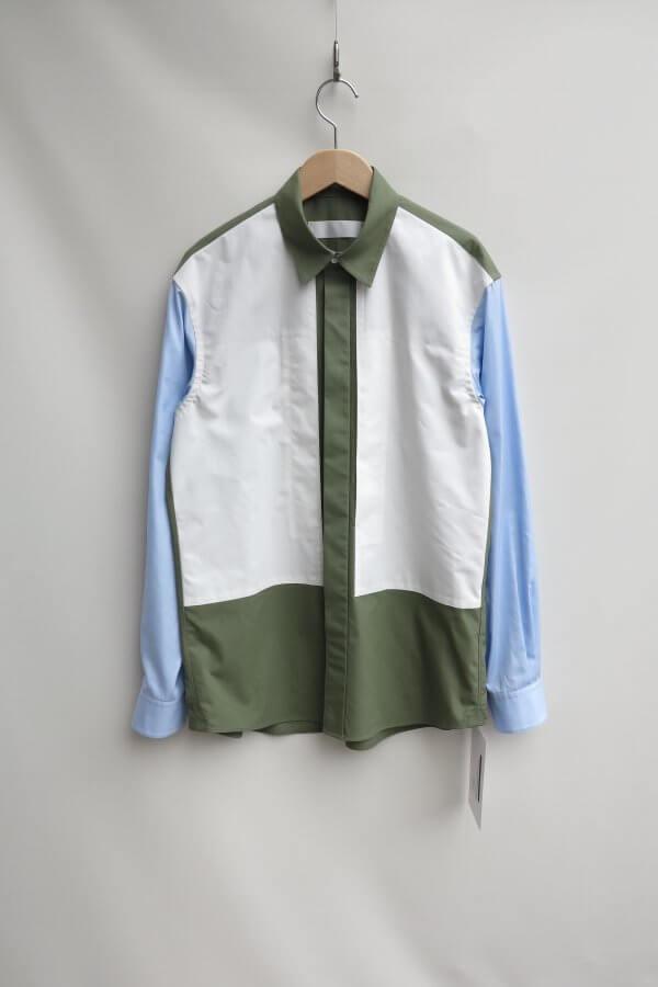 switching shirt