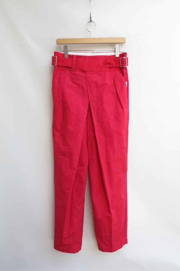 Ny/Ra Double Front Gurkha Pants