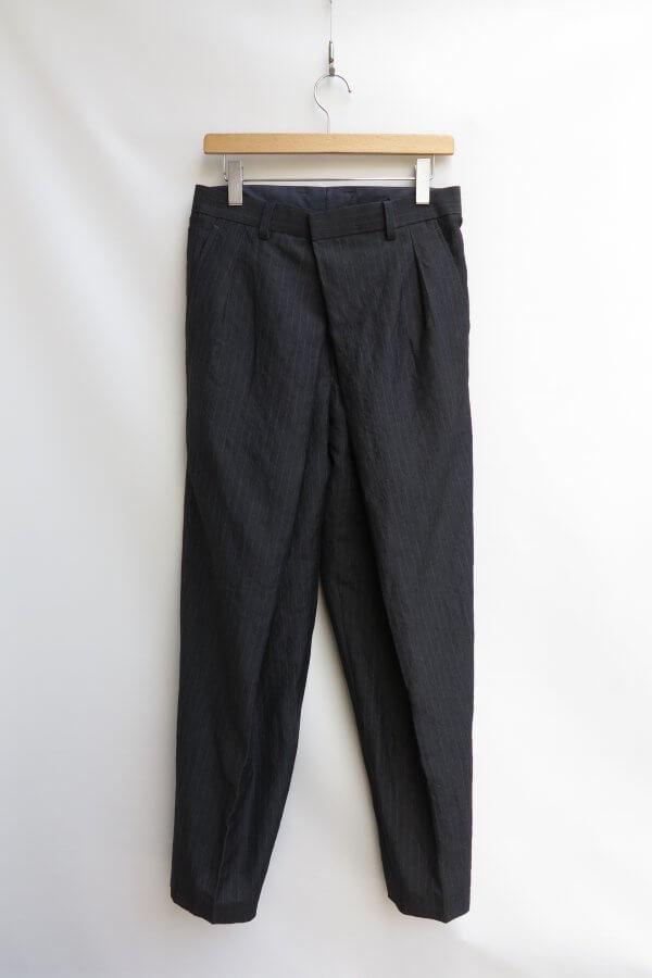 W/Li Double Front Stripe Pants