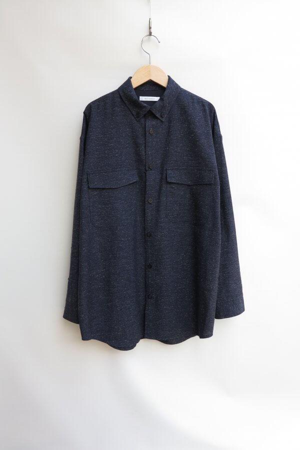 Loose CPO Shirts Jacket A