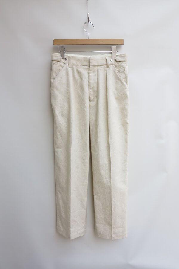 Semi Wide 6 Pocket Trousers