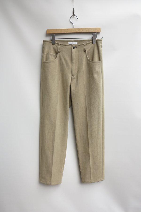 Strong Twist 5 Pocket Pants