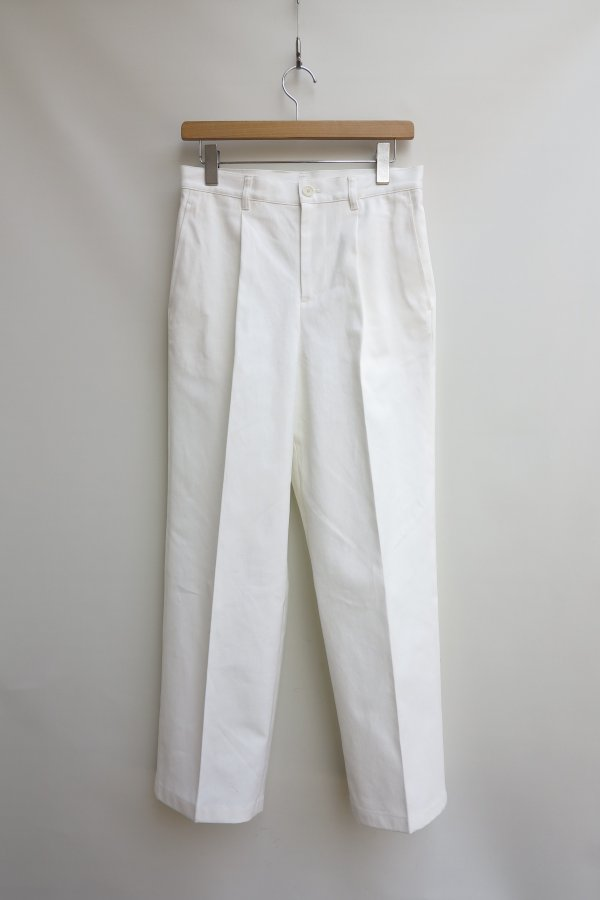 Canvas 1Tuck CP Pants