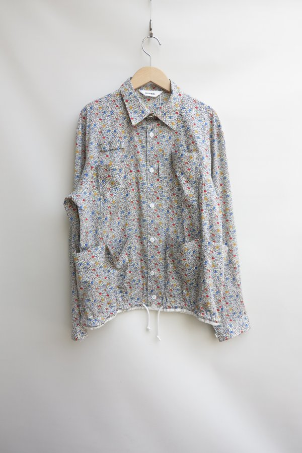 Shirt Blouson/fabric by LIBERTY