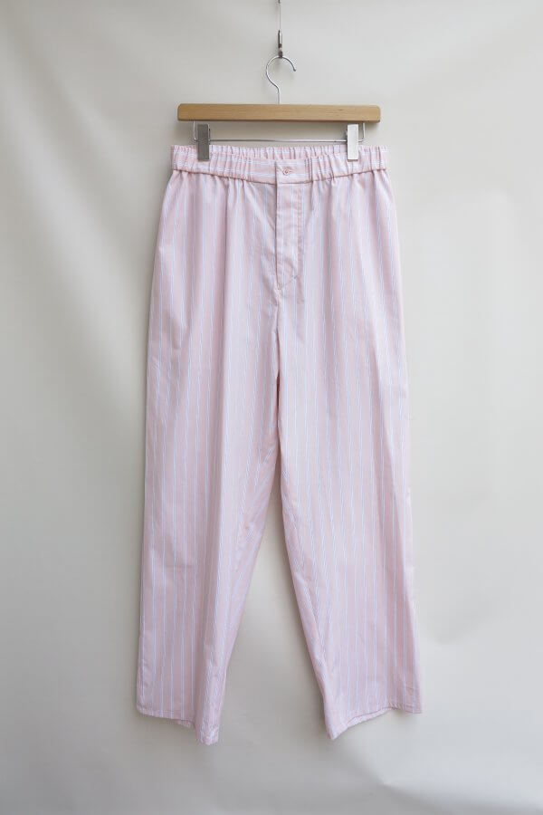 GIZA STRIPE BROAD PAJAMA PANTS
