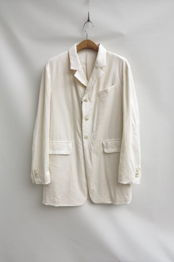 Cotton Patch Work Long Jacket