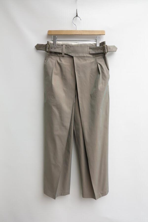 C/Pe Double Front Gurkha Pants
