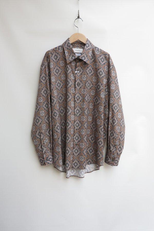 Persia Print Shirt