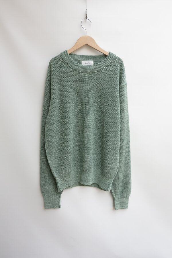 Linen Rib Knit
