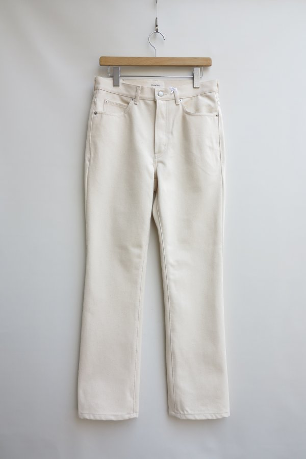 Denim Pants #01 -natural-