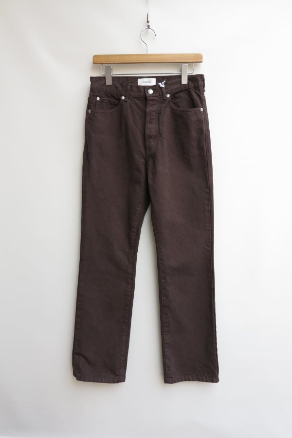 Denim Pants #01 -dyed-