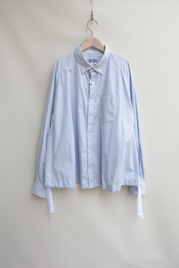 Stripe B.D Emergency Shirt