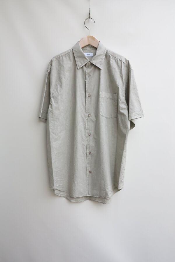 Pigment Dye S/S Shirt