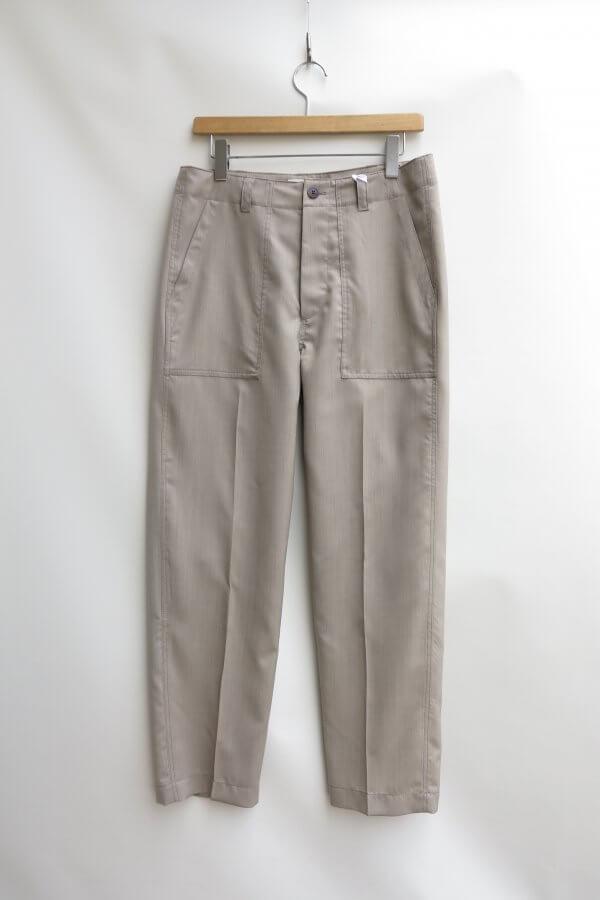 Wool Fatigue Pants