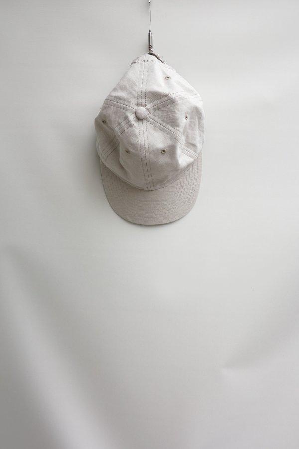 C/L TWILL 6 PANELED CAP