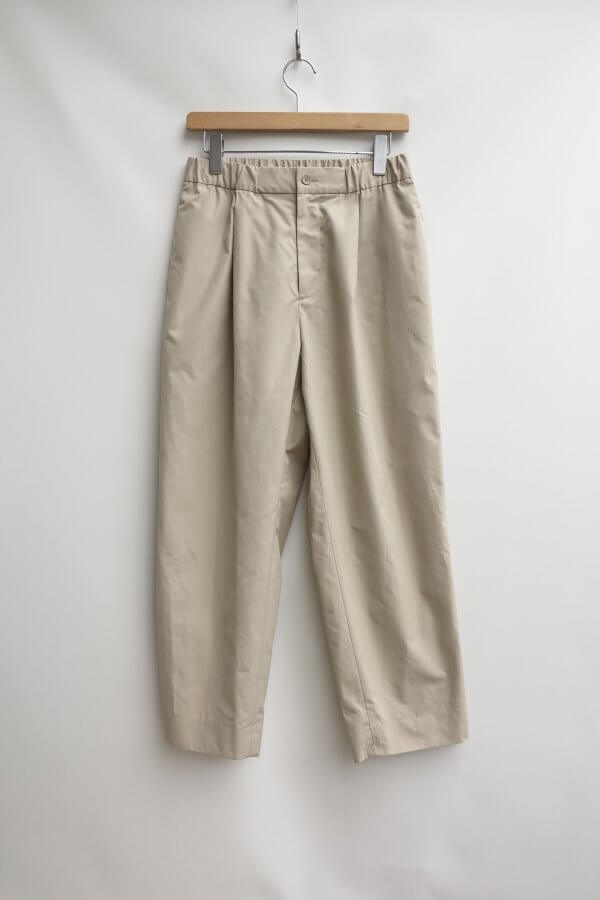 GIZA WEATHER TAPERED EASY PANTS