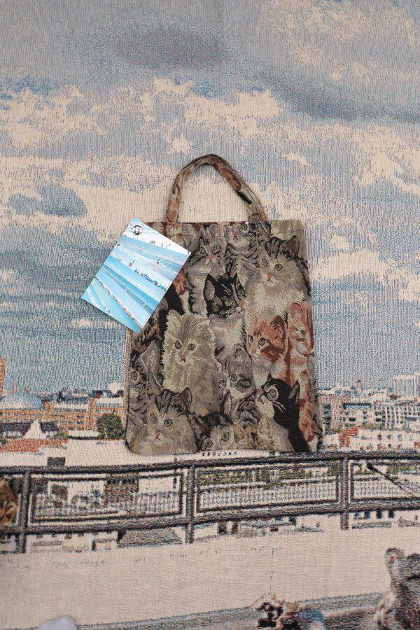 cat bag big