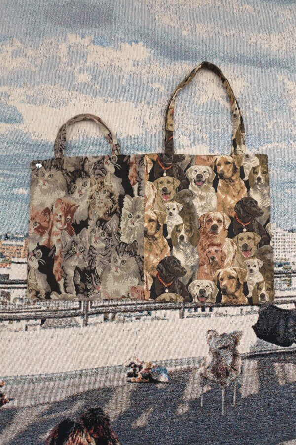 Animal Bag fraternal twin bag