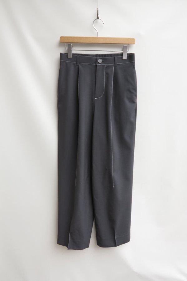 Stitch 1Tuck pants
