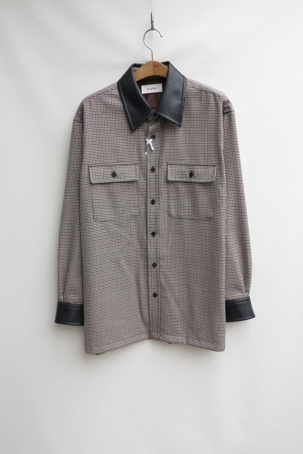 Check W Pocket Shirt