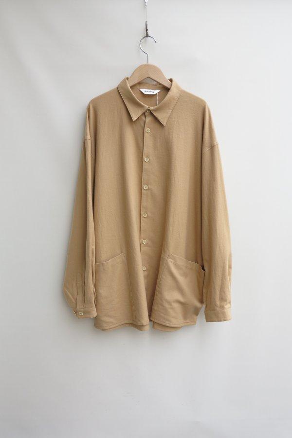 Side Pocket Oversized Shirt