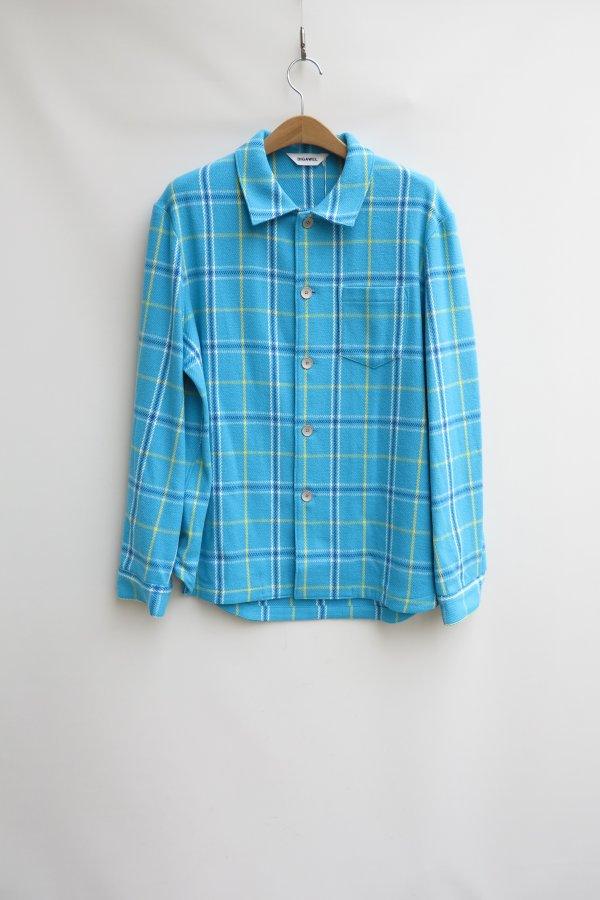 Check Shirt Blouson