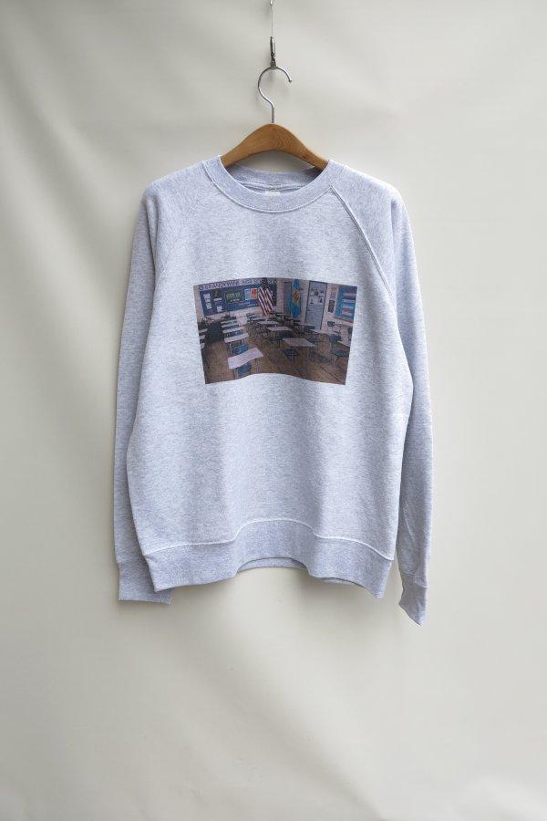Sweatshirt(ready-made) ink jet printing