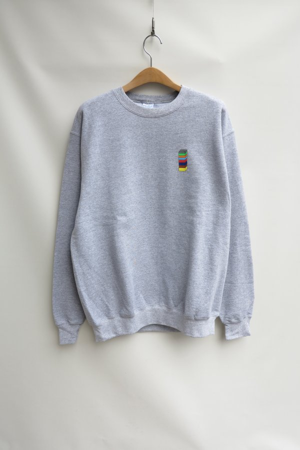Sweatshirt(ready-made) silk screen printing