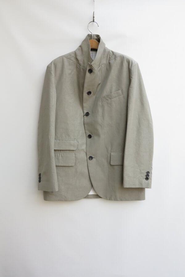 C/Si Peaked Lapel Jacket