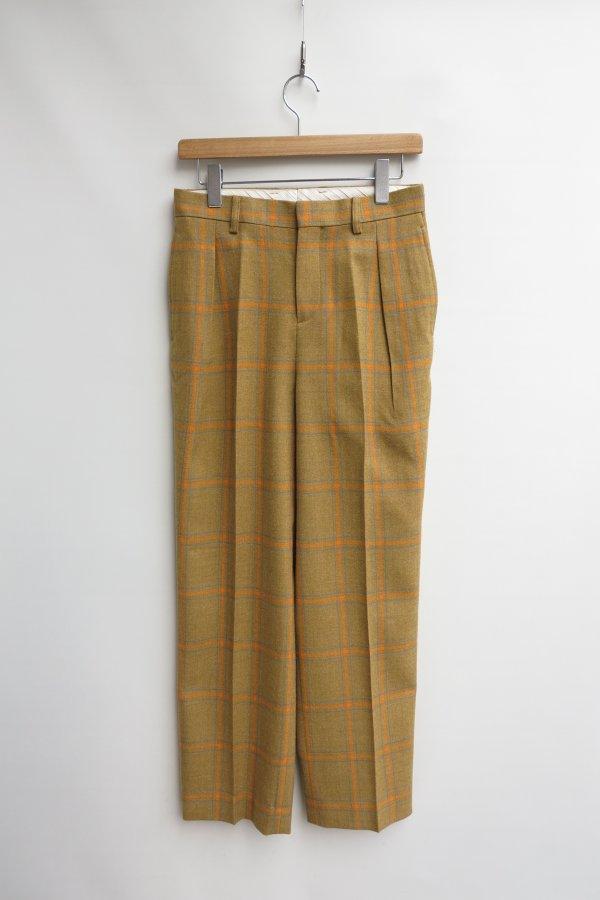 Check Intuck Pants