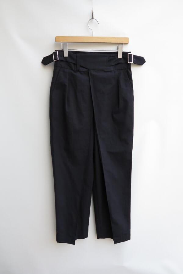 Cotton Dubble Front Gurkha Pants